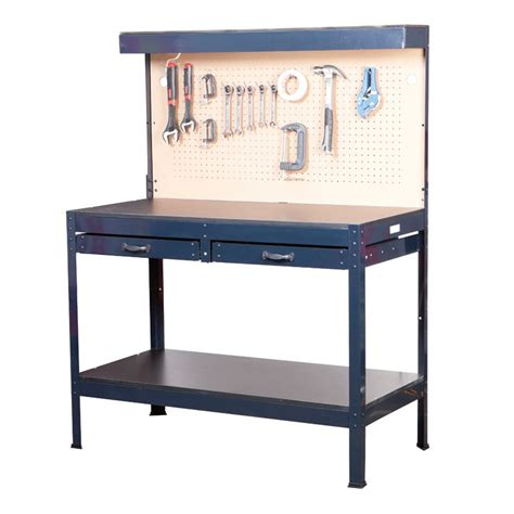 Sears Garage Cabinets Craftsman by Multipurpose Workbench With Light