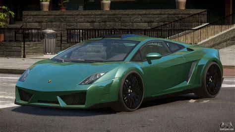 Lamborghini Gallardo L-Tuned for GTA 4