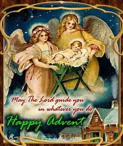 Happy 1 Advent : a happy advent ecard free advent ecards greeting cards ~ Haus.voiturepedia.club Haus und Dekorationen