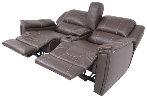 rv reclining loveseat payne rv dual reclining sofa w center console