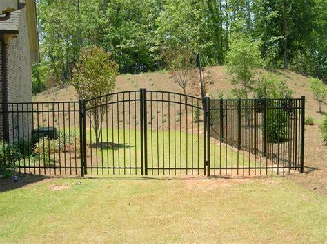 fence gates metal fence aluminum fencing ornamental fences