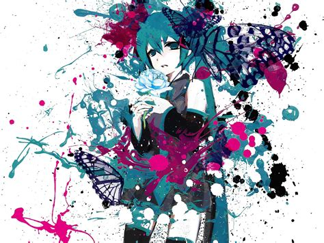 Anime Wallpaper Design - hd vocaloid backgrounds pixelstalk net