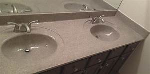 kitchen countertop resurfacing refinishing done in 1 day With refinish bathroom countertop