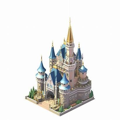 Castle Disney Cinderella Clipart Transparent Frozen Base