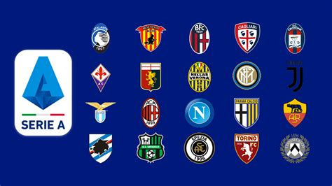 Serie A 2020/2021 Table Predictions | Woodward Sports Network