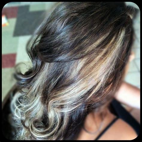 hair tagged  highlights  lowlights