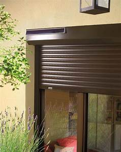 Volet Roulant Alu Electrique : motorisation de vos fermetures pour votre habitat solabaie ~ Melissatoandfro.com Idées de Décoration