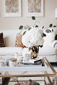 How, To, Style, A, Coffee, Table