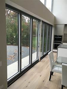 Vistaview Manual Retractable Screens For Large Openings