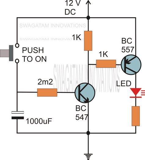 Simple Delay Timer Circuits Explained