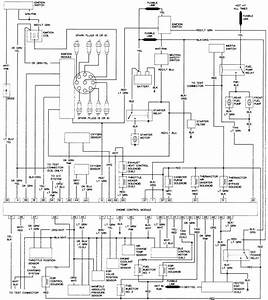 1986 Ford Ltd Wiring Diagram