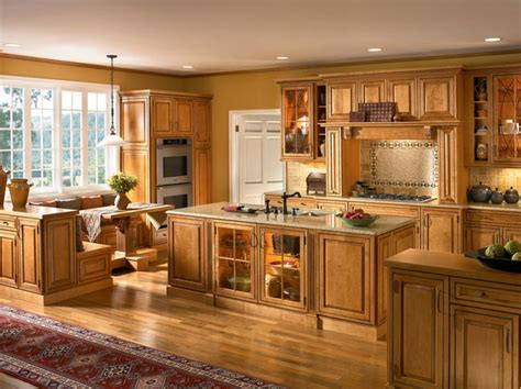 Colours That Go With Oak Kitchen Cabinets by United Builders Supply Main Site Kraftmaid Kithcens