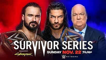 Survivor Wwe Series Card Start Drew Roman