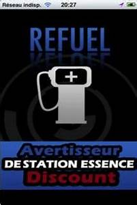 Application Station Essence : refuel bons plans carburant sur iphone android ~ Medecine-chirurgie-esthetiques.com Avis de Voitures