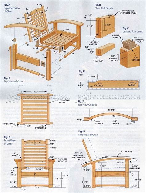 image result  morris chair plans chair woodworking