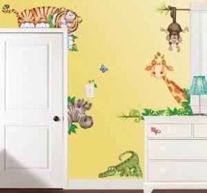 Wandtattoo Kinderzimmer Dschungel : wandtattoo kinderzimmer dschungel ~ Orissabook.com Haus und Dekorationen