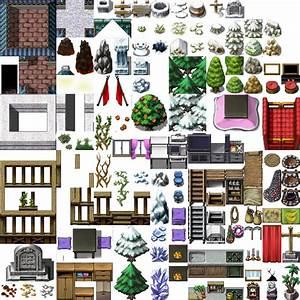 tilee3 - RPG Maker VX Ace Tilesets - Gallery - Game Dev