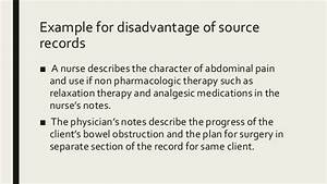 What Is Charting By Exception Examples Documentation In Nursing