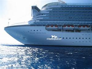 Ruby Princess Deck Plans - Cabin Diagrams