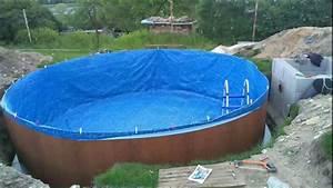 Stavba bazénu azuro