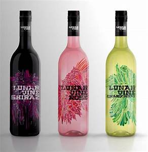 30 creative and unusual wine label designs o thecoolist With cool wine bottle labels