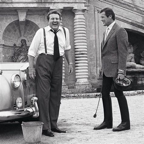"James Bond 007 on Instagram: ""Patrick Macnee (Sir Godfrey ..."
