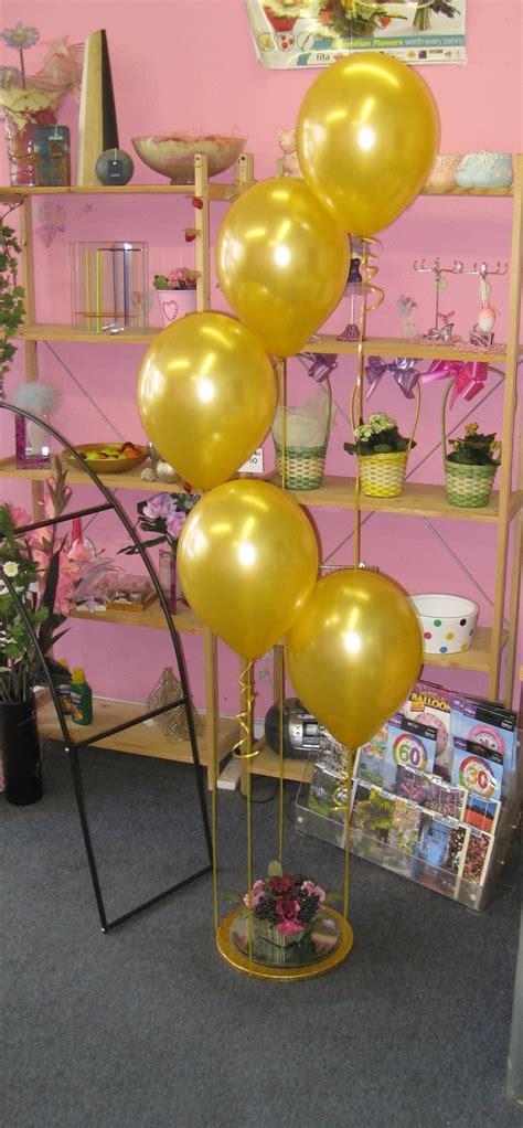 balloon decoration ideas  level  beginners balloon