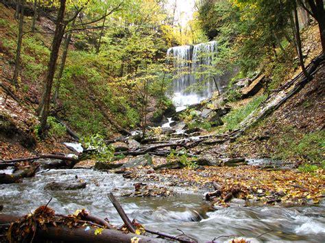 pratts falls onondaga county  york usa