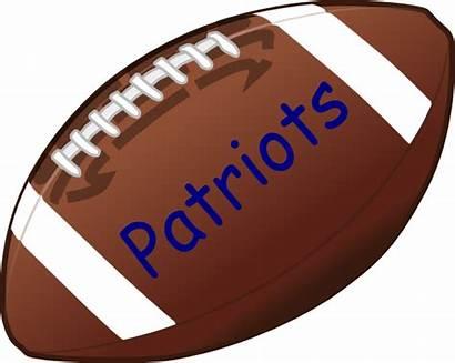 Football American Clipart Clip Ball