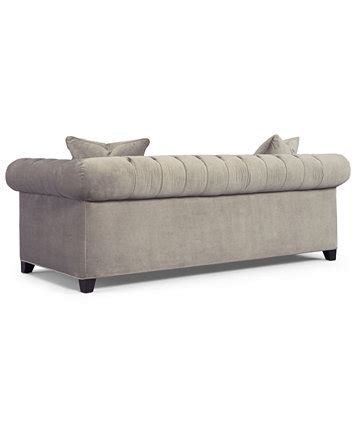 Martha Stewart Saybridge Sofa by Martha Stewart Collection Saybridge Sofa Furniture Macy S
