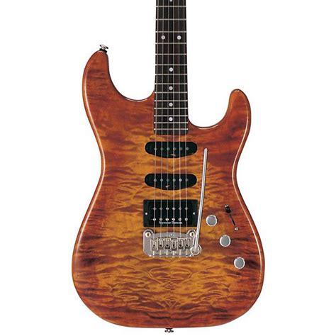 foto de G&L Legacy Deluxe Electric Guitar Honeyburst Musician's