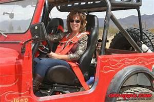 Seat  Harness And Storage Upgrade On Jeep Cj Wrangler  Off