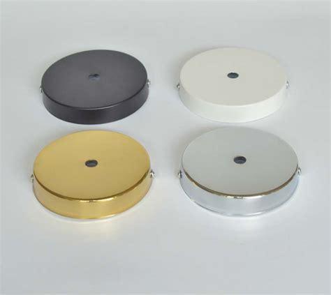 light fixture ceiling plate d100mm white black chrome gold ceiling plate ceiling