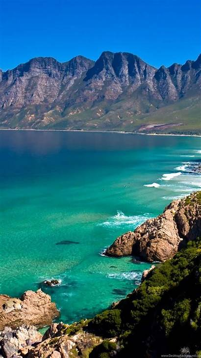 Cape Town 4k Africa South Beach Wallpapers