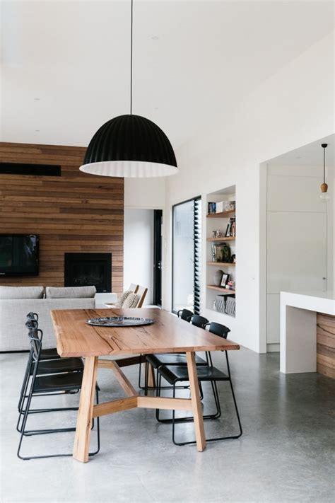 dapper contemporary dining room interior designs