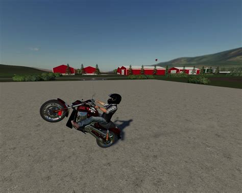 Motorcycle V10 Fs19 Mods Farming Simulator 19 Mods