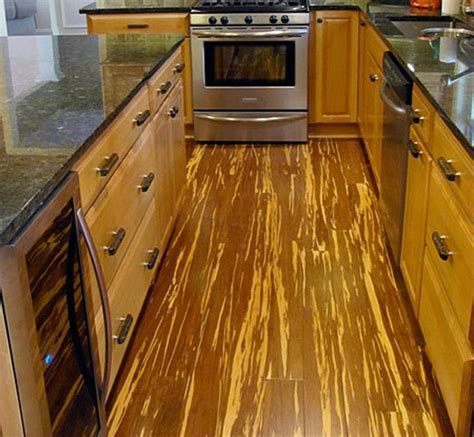 Fantastic Bamboo Flooring Ideas Vintage Pearl Bamboo In A