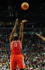 James Harden Pictures - Houston Rockets v Portland Trail ...