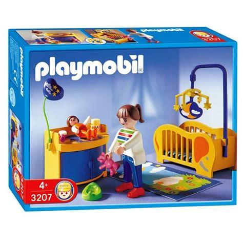 univers chambre bébé playmobil maman chambre de bébé achat vente univers