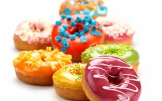 colorful donuts wallpaper 2664 2880 x 1800