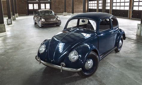 first volkswagen ever first and latest volkswagen beetle la times