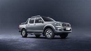 Dongfeng Rich Becomes 2017 Peugeot Pick Up In South Africa