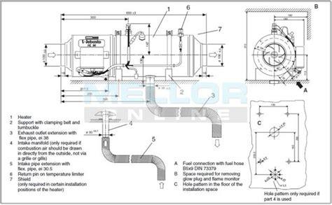 webasto hl90 heater 24v 9 0kw air heater heater