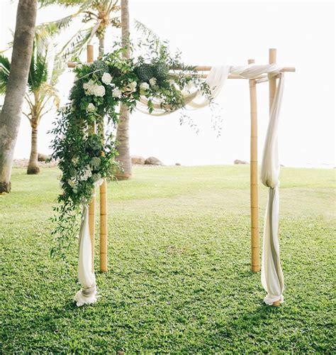 Romantic Hawaiian Plantation Wedding Jenn Bryan