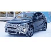 2019 Suzuki Vitara Spied  Photos
