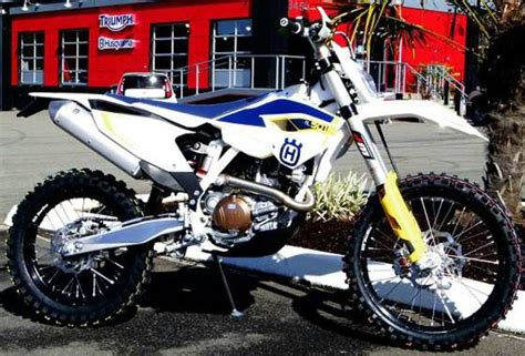 Husqvarna Fe 501 Picture by 2015 Husqvarna Fe 501 Motorcycle From Port Orchard Wa