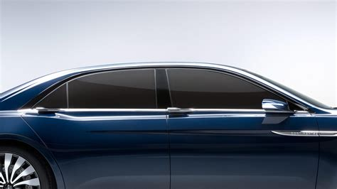 2017 Lincoln Continental Concept by 2016 Lincoln Continental Concept To Production Design