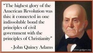 John Quincy Ada... Whig History Quotes