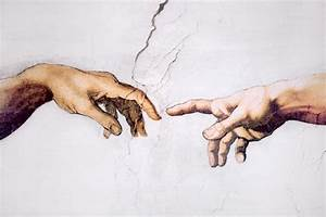 Michelangelo Creation of Adam posters - Buy this ...