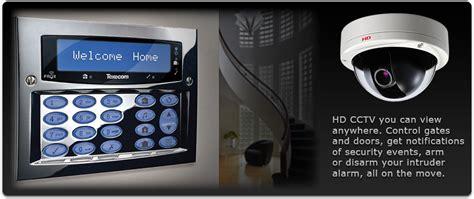 Burglar Alarms, Access Control